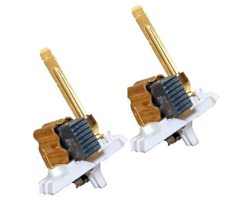 Bosch Router Replacement Brush and Holder Set of 2 # 3604336506