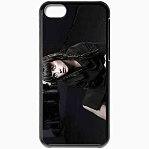 diy phone casePersonalized iphone 4/4s Cell phone Case/Cover Skin Christina ricci actresses famous for being star of speed racer and new york and i love you and after.life Blackdiy phone case