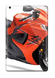 New Premium James Escobar Quality Suzuki Hayabusa Orange Bike Skin Case Cover Excellent Fitted For Ipad Mini/mini 2