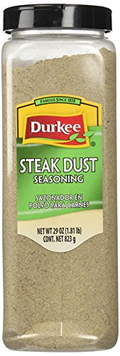 durkee grill creations steak dust - 2