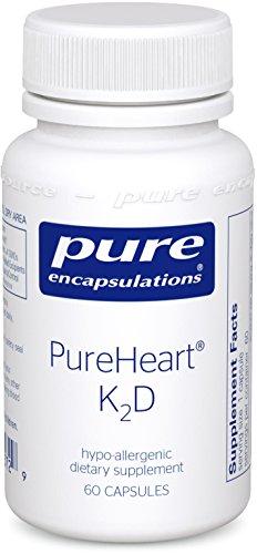 Pure Encapsulations Hypoallergenic Homeostasis Cardiovascular