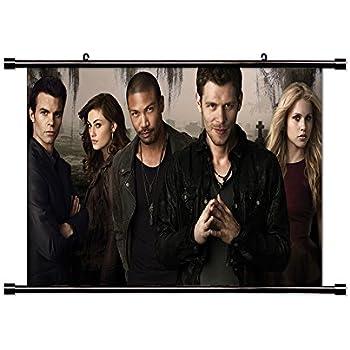 Amazon.com: The Originals CW TV Show Fabric Wall Scroll ...