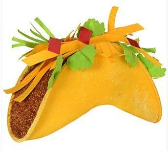 Cinco de Mayo Taco Hat Mexican food partygoers Party