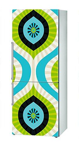 Decusto - Vintage Pattern - Adhesivo para Decorar Tu Nevera ...