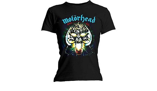 Overkill GREY T-Shirt MOTÖRHEAD