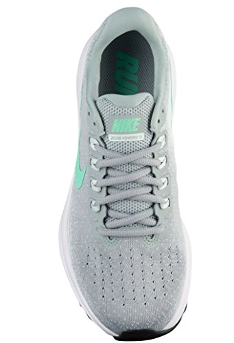 Femme Running barely Air Glow NIKE Light Green Grey Pumice Vomero de Compétition Zoom 13 Chaussures WMNS TCq6Cw0z