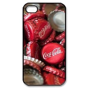 Hjqi - Personalized Coke bottlesCover Case, Coke bottlesCustom Case for iPhone 4,4G,4S