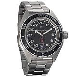 Vostok Komandirskie Automatic 24 Hour Dial Russian Military Wristwatch WR 200m #650541
