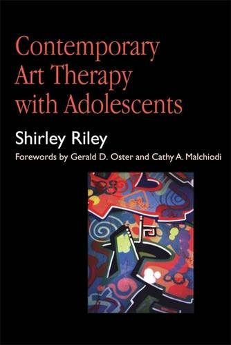 Contemporary Art Therapy with Adolescents by Jessica Kingsley Publishers