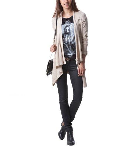 67f46f66f6b Promod Ceinture femme léopard Imprimé Marron S  Amazon.fr  Vêtements et  accessoires