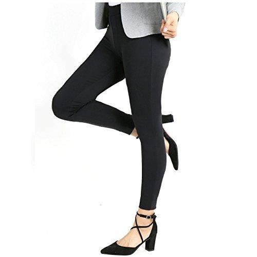 Stretch Velour Pants - 8