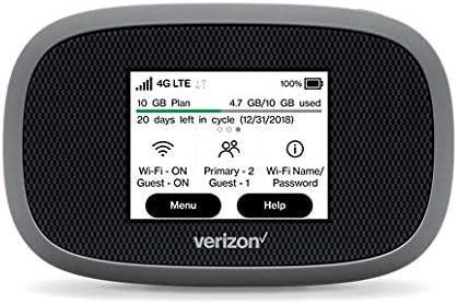 Verizon Wireless Jetpack 8800L 4G LTE Advanced Mobile Hotspot No Sim Card Included