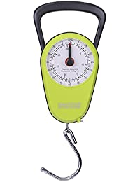 No Batteries Needed Accurate Easy Reading Analog Designed for Luggage Weighing Compact Handy Luggage Scale