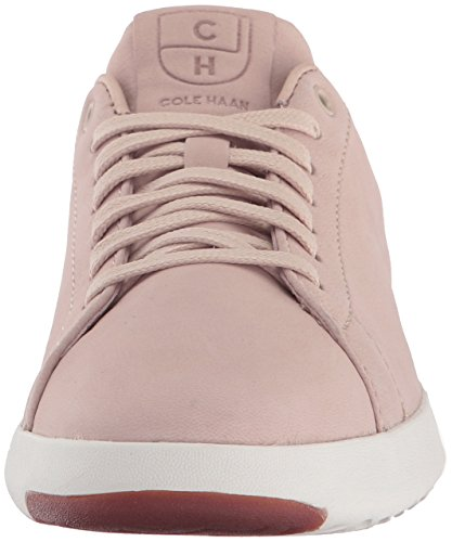 Grandpro Lace Cole Sandshell Womens Ox Leather Tennis Haan Fashion Sneaker ExwqUwCRA