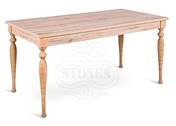 Stones - Mesa Extensible Alexander Om/218 - Acabado Color ...