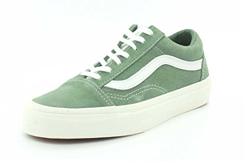 Price comparison product image Vans Unisex Old Skool Sea Spray / True White Sneaker - 8