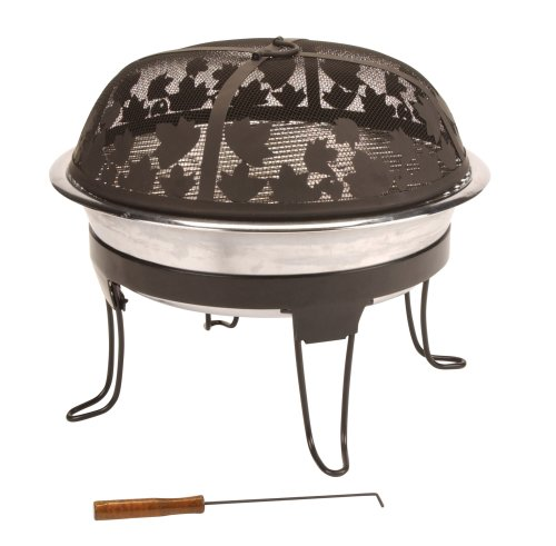 (Coleman Pack-Away Portable Fireplace Grill)