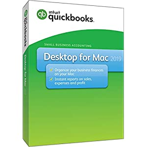 QuickBooks Desktop For Mac 2019