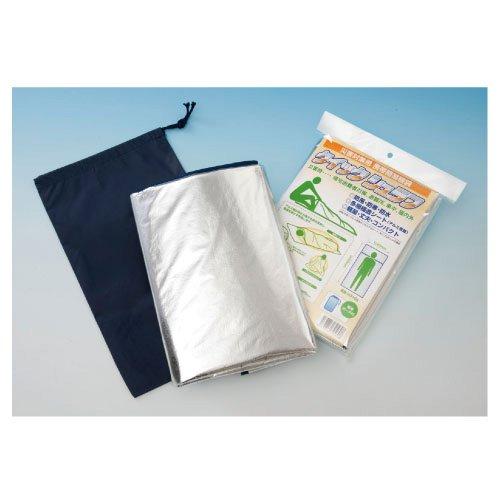 総合サービス クイックシュラフ(巾着袋付) ( 200X105CM(23-7770-00)【30個単位】   B01KDPLDLQ