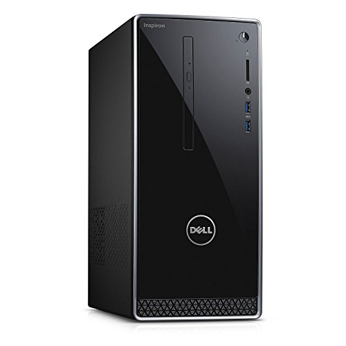 Newest Dell Inspiron 3650 Flagship Premium Business Desktop, Intel Core i7-6700 Quad-Core, 16GB RAM, 2TB HDD, AMD Radeon HD R9 360 2GB GDDR5, DVD, Windows 7 Pro, Wired Mouse and Wired Keyboard by Dell (Image #5)