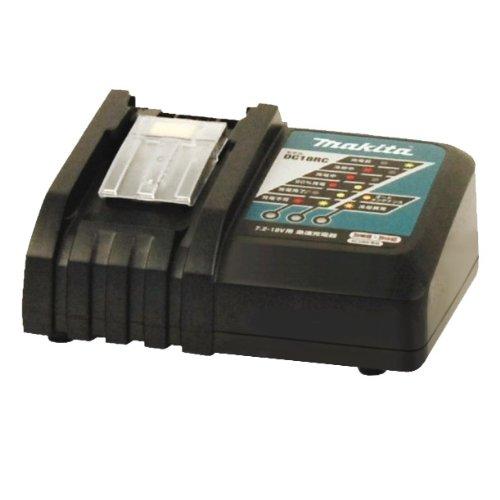 5 opinioni per Makita DC18RC Black ( DC18RA )- Carica batteria rapido Li-ion 7,2V- 18V