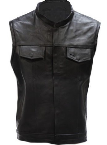 Best Leather Biker Vest - 3