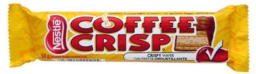 Canada Candy Coffee Crisp Chocolate Bar 10 Coffee Crisp Candy Bar Canada