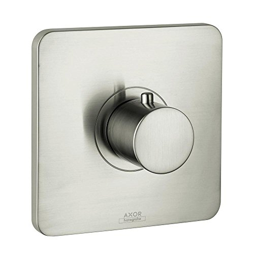 Hansgrohe 34714821 Axor Citterio M Thermostatic Trim, Brushed Nickel Hansgrohe