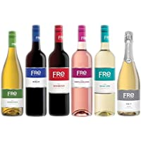 Sutter Home Fre Non-alcoholic Wine Variety Pack