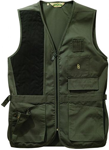 Bob-Allen 30194 240S  Right Hand Shooting Vest, Sage, 3X