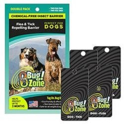 Shoo! Tag Flea and Tick for Dogs (Single Pack)