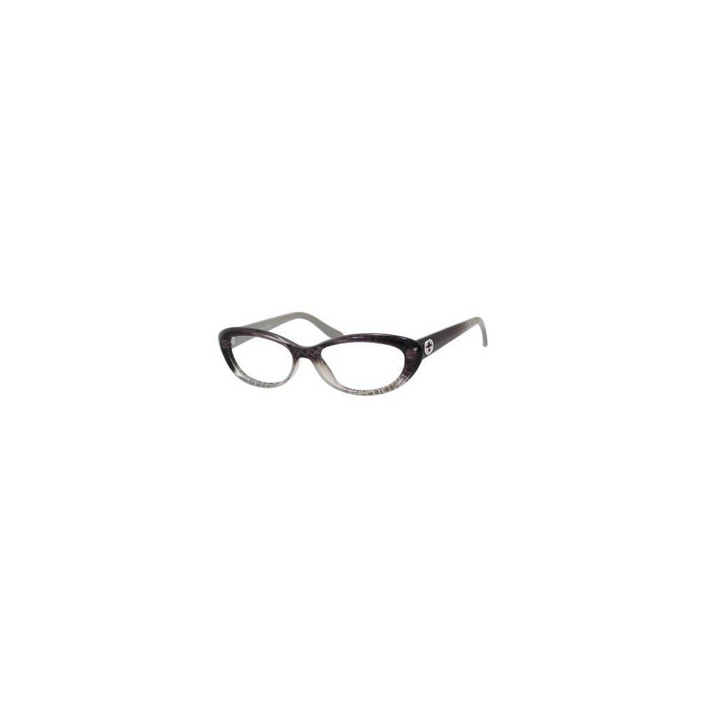 d7e90532bd New Authentic GUCCI RX Eyeglasses GG 3566 W9R Grey Silver Diamond Women  52mm: Amazon.fr: Vêtements et accessoires