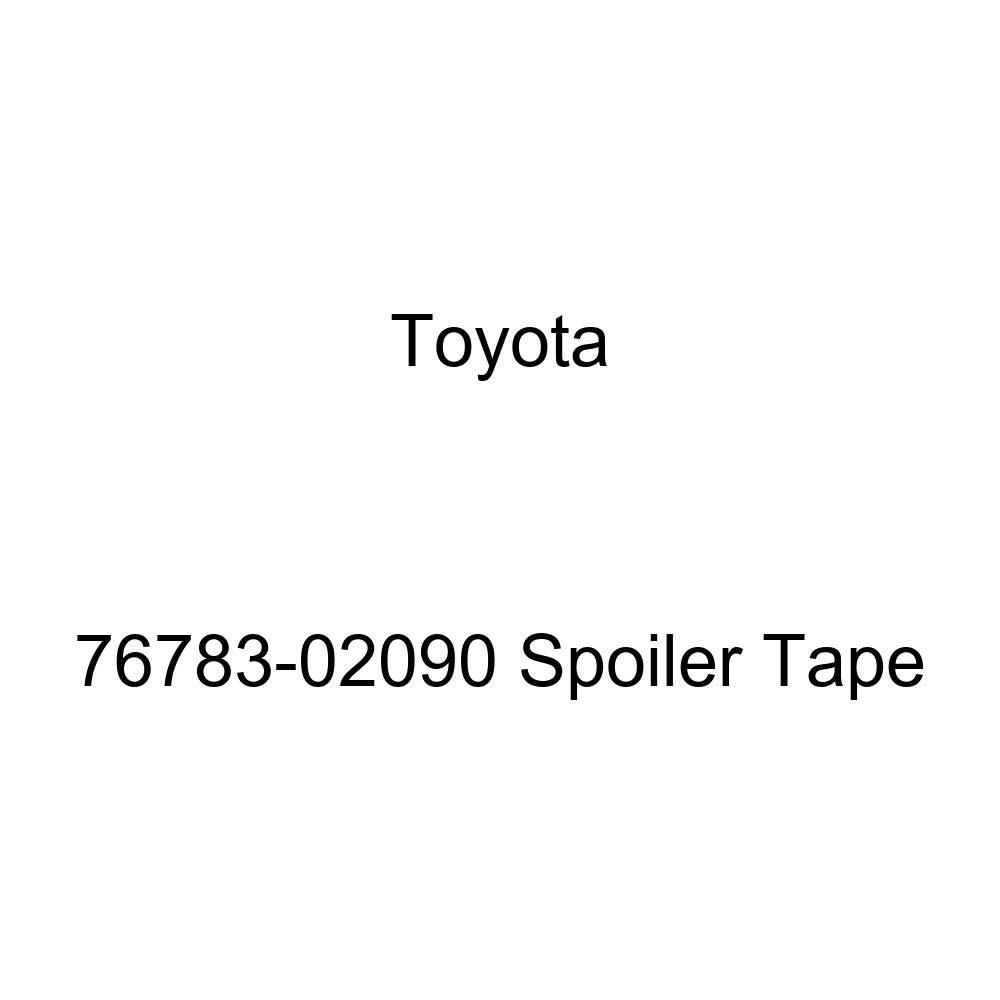 Toyota Genuine 76783-02090 Spoiler Tape