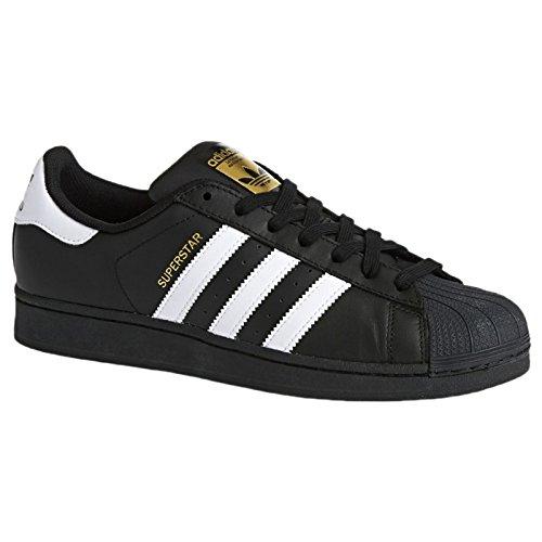 adidas+Originals+Men%27s+Superstar+Foundation+Casual+Sneaker%2C+Black%2FWhite%2FBlack%2C+12+D%28M%29+US