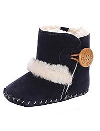 Toddler Boots ,Binmer(TM) Cute Boy Girls Baby Soft Sole Snow Boots