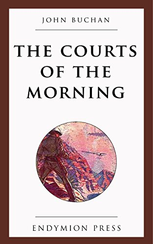 book cover of The Courts of the Morning