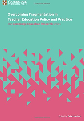 Read Online Overcoming Fragmentation in Teacher Education Policy and Practice (Faculty of Education) pdf epub