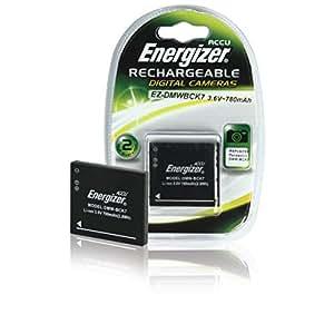 Energizer EZ-DMWBCK7 iones de litio 780mAh 3.6V batería recargable - Batería/Pila recargable (780 mAh, Ión de litio, 3,6 V, Negro, 1 pieza(s))
