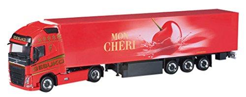 1/87 ボルボ FH GL XL 冷蔵セミトレーラー `Gesuko/Mon Cheri` 303514