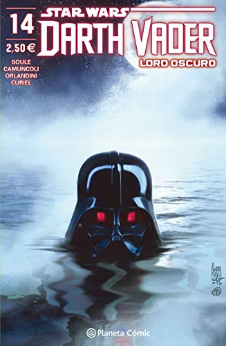 Star Wars Darth Vader Lord Oscuro nº 14 (Star Wars: Cómics Grapa Marvel) por Charles Soule,Giuseppe Camuncoli