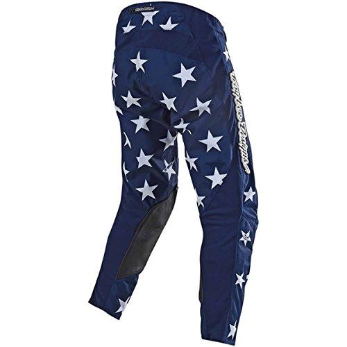 Troy Lee Designs GP Star Men's Off-Road Pant - Navy / 30 by Troy Lee Designs (Image #2)