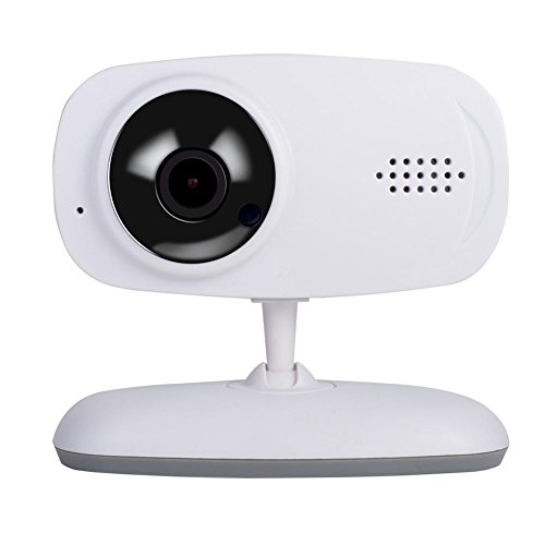 Wireless WiFi Camera 720P Insert Card Camera IR Night Vison Two Way Audio Motion Detection Remote Monitor Home Security Webcam by UEB