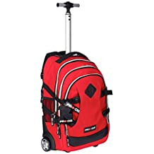Trolley Travel Casual Daypack, 48 cm, 28 liters, Red (Rojo)