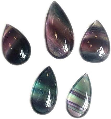 1pcs Mixed Stone Oval Cab Cabochon Random sending 25x18mm Random sending