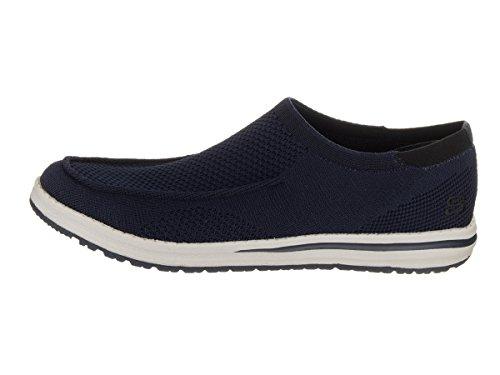 Skechers Mens Melson - Hosto Chaussure Décontractée Marine