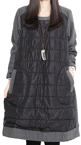 Quilted Womens Dress - 9