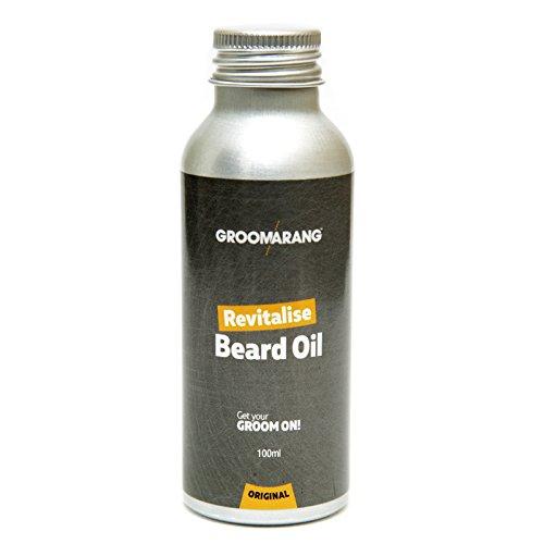 groomarang aceite para la barba 100ml BZ97