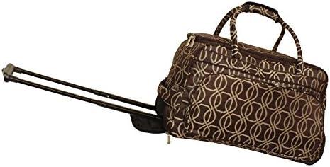 Puerto Rico Flag Baseball Lightweight Large Capacity Portable Luggage Bag Travel Duffel Bag Storage Carry Luggage Duffle Tote Bag