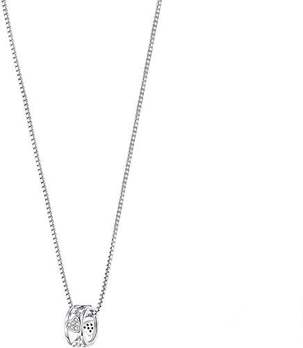 Kette Silber Sterling 925  mit Stein edel schick Geschenk Anhänger