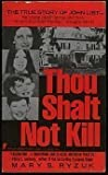 Thou Shalt Not Kill, Mary S. Ryzuk, 0445210435